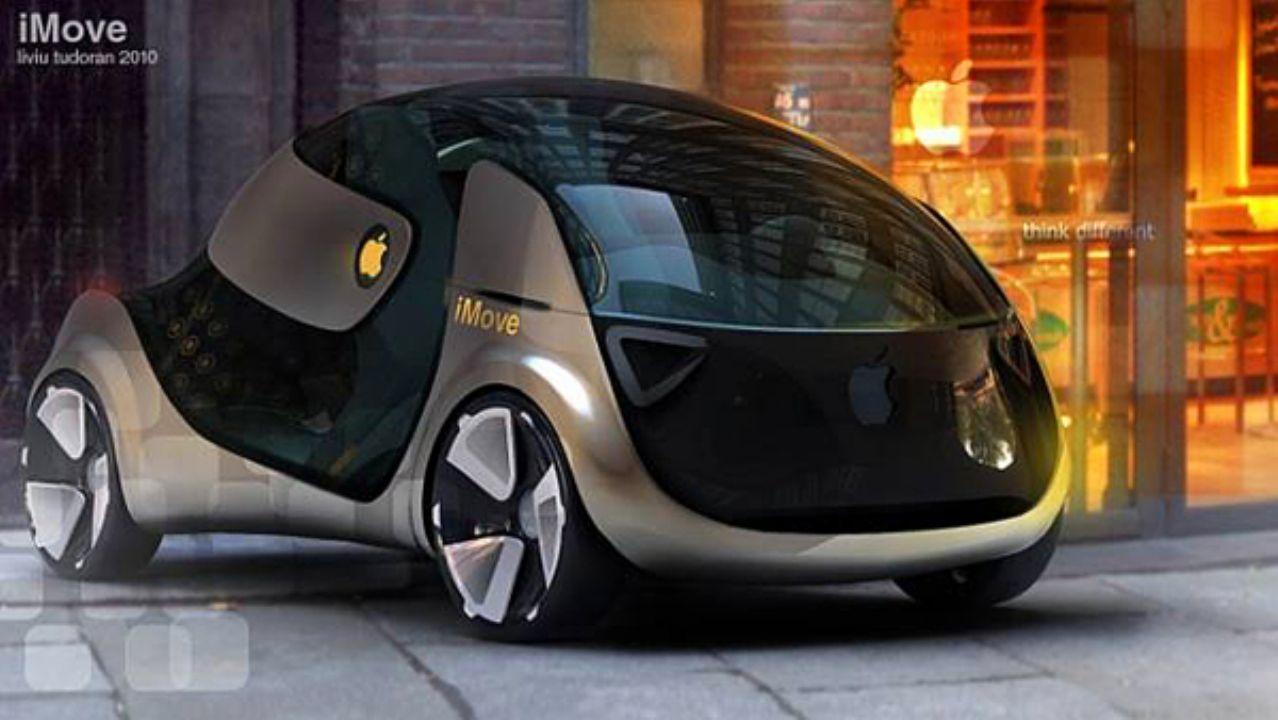 Apple iMove Car